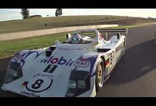 Porsche LMP1-98 : Le moment plaisir