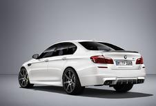 Tot 200 stuks gelimiteerde BMW M5 Competition heeft 600 pk