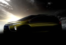 Mitsubishi Gaikindo: conceptcar van nieuwe kleine SUV