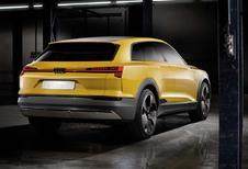 Audi : 3 voitures électriques de plus avant 2020