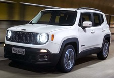 Jeep rappelle des milliers de Renegade et de Cherokee