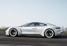Porsche: 1.400 nieuwe banen voor Mission E