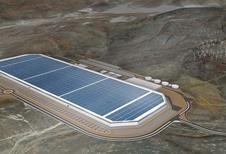 Tesla: Gigafactory opent nu vrijdag