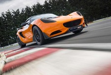 Lotus Elise Race 250: enkel voor het circuit