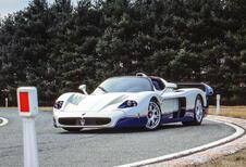 Maserati : une descendance pour la MC12 ?