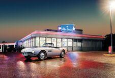 BMW 507 van Elvis: net als nieuw