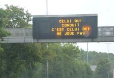 Frankrijk: niet spelen tijdens het rijden