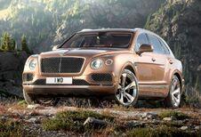 Bentley Bentayga : le Diesel pour bientôt