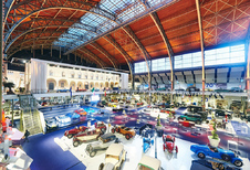 Schitterend Autoworld Brussels viert 30ste verjaardag