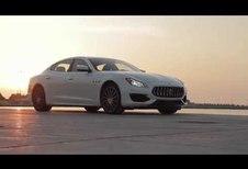 La Maserati Quattroporte sur les routes de Sicile
