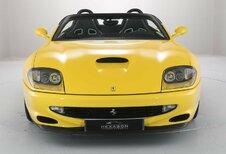Exclusieve open Ferrari's te koop