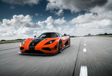Koenigsegg Agera XS : unique et à Pebble Beach