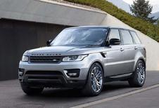 Range Rover Sport : avec un 2 litres Diesel !