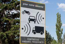 95.000 Belgen liepen in juli tegen de flitslamp in Frankrijk