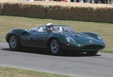 Que prépare Jaguar avec le nom XJ13 ?
