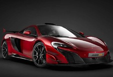 McLaren MSO HS : elle est officielle !
