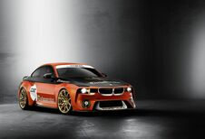 BMW 2002 Hommage 'Turbomeister' in Pebble Beach