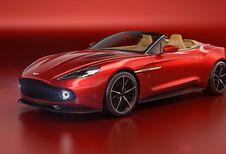 Aston Martin Vanquish Zagato Volante: net als de coupé