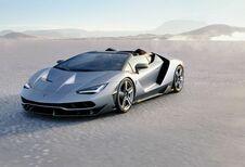 Vidéo - Lamborghini Centenario Roaster : averses interdites