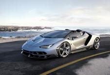 Nog een Pebble Beach-première: de Lamborghini Centenario Roadster