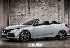 Honda Civic Cabriolet: waarom niet?