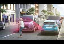 Ford Transit: nu met voetgangersdetectie