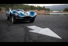 19 miljoen voor een Jaguar Type D