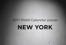 Pirelli: kalender 2017 in de maak