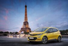 Opel Ampera-e: Europese Chevrolet Bolt in Parijs