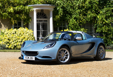 Lotus Elise 250 Special Edition is nog lichter, dus nog sneller