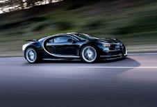 Bugatti Chiron: binnenkort een hybride?