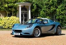 Lotus Elise 250 Special Edition: nog lichter