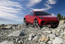 Lamborghini : un SUV pour doubler la production