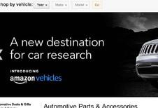 Gaat Amazon ook auto's verkopen?