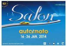 Salon de l'auto 2014 : Palais 9
