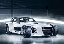 Donkervoort D8 GTO Bilster Berg Edition : rare