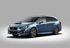 Salon Genève 2015 : Subaru Levorg version européenne