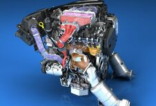 Nouveau V6 biturbo de Cadillac pour berline de luxe