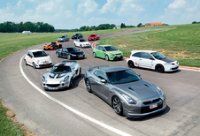 11 Sportives : Need for speed®