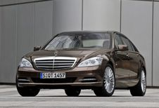 BMW 760 Li, Lexus LS 600h L, Mercedes S600 L: Lutte au sommet