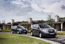 Chevrolet Orlando vs Renault Grand Scénic : Nieuwe huisvriend