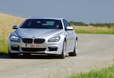 BMW 640i GranCoupé