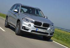 BMW X5 40e: Redelijke plug-inhybride