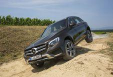 Mercedes GLC : Look de vainqueur