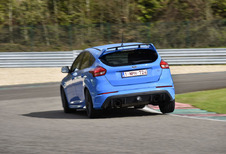 Ford Focus RS : l'Australie critique le mode « Drift »