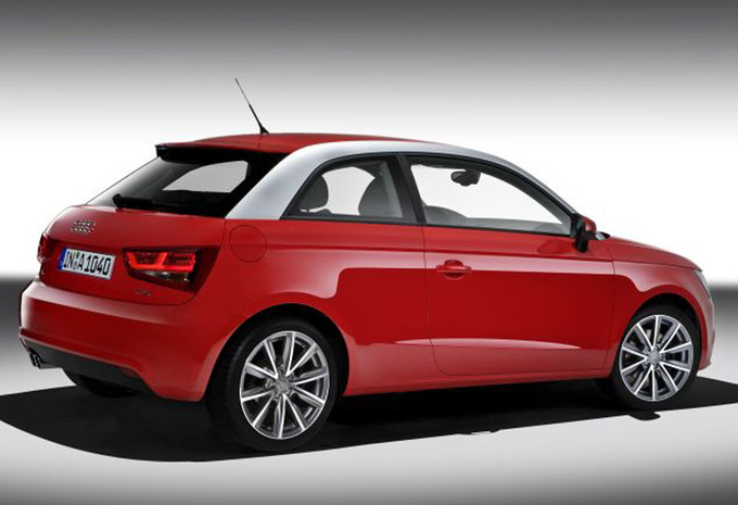 prijs audi a1 1 2 tfsi ambition 2010 autogids. Black Bedroom Furniture Sets. Home Design Ideas