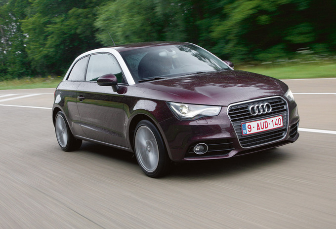 audi a1 1 6 tdi 66kw s tronic attraction 2014 prix moniteur automobile. Black Bedroom Furniture Sets. Home Design Ideas