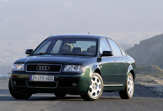 audi a6 rs6 quattro tiptronic 1997 prix moniteur automobile. Black Bedroom Furniture Sets. Home Design Ideas