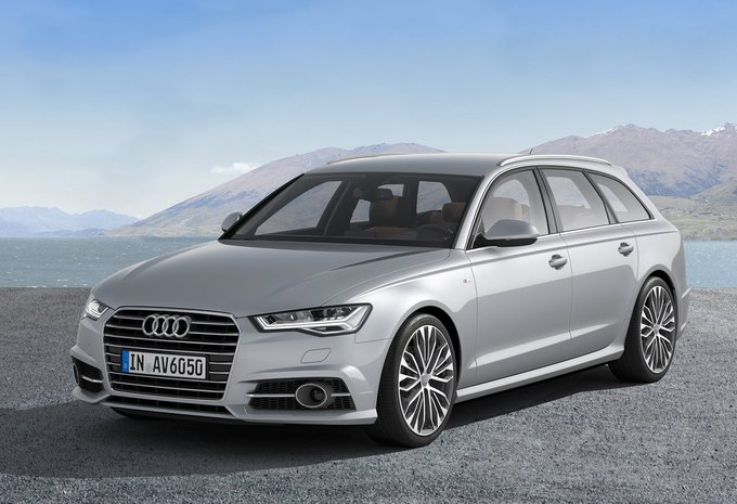 audi a6 avant 2 0 tdi ultra 110kw s tronic s line 2017. Black Bedroom Furniture Sets. Home Design Ideas