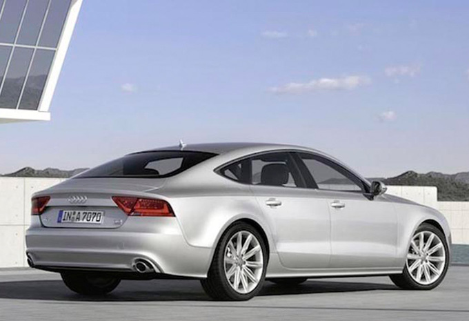 audi a7 sportback 2 8 fsi quattro 2010 prix moniteur automobile. Black Bedroom Furniture Sets. Home Design Ideas
